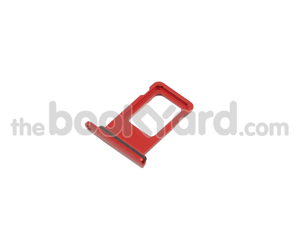 iPhone XR Sim Tray - Red