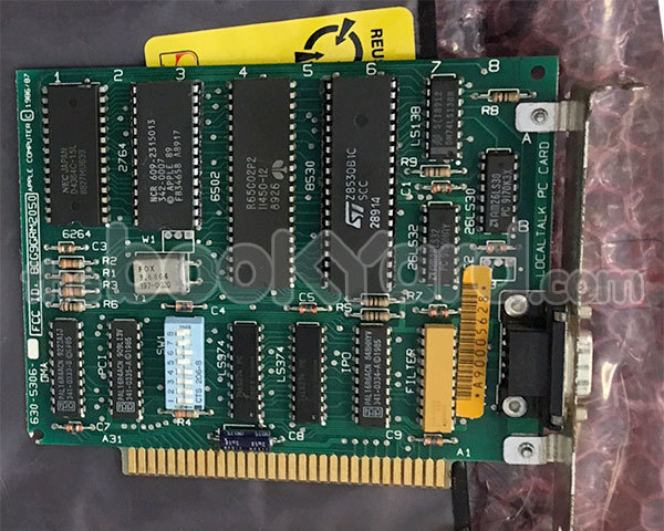 LocalTalk PC Card, Boxed with manual