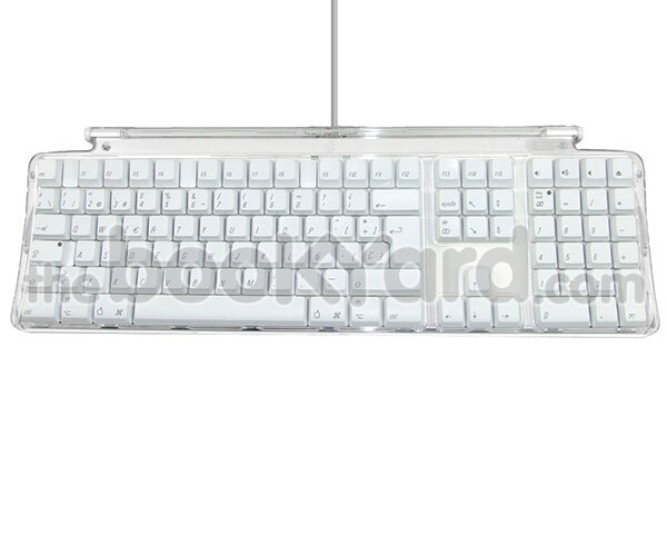 Apple White Pro Keyboard - USB Extended Spanish