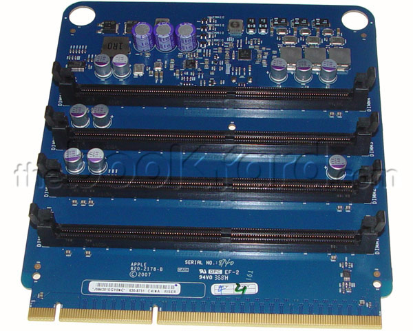 Mac Pro Memory Riser Card - Early 2008