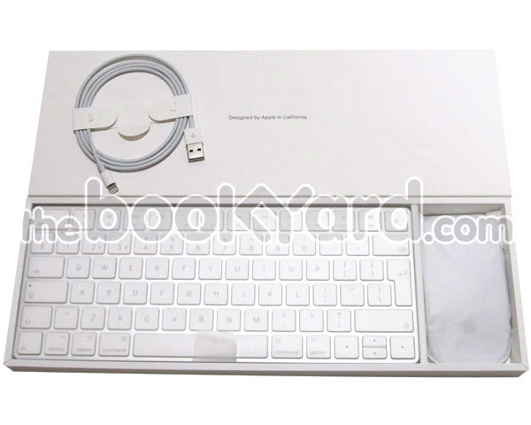Apple Magic Bluetooth Keyboard and Magic Mouse II set, UK