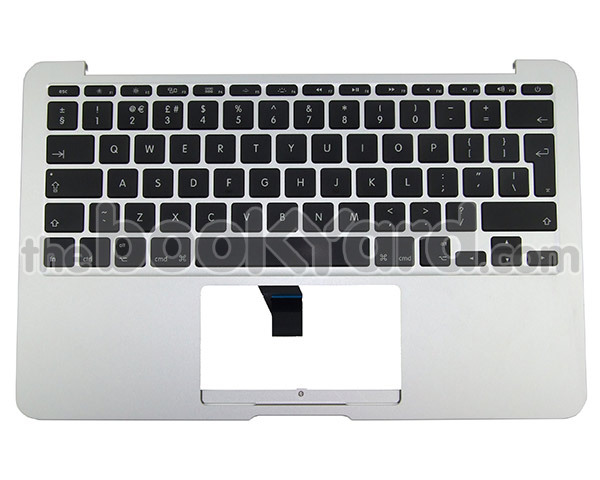 "MacBook Air 11"" Top Case & Keyboard - UK (10)"