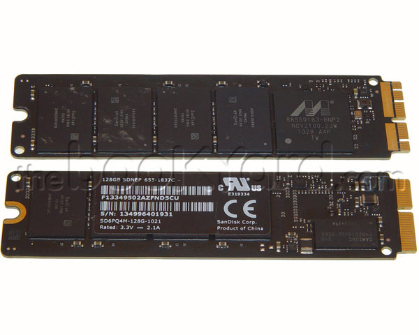 "Apple Original SSD - 256GB MBA 13"" (SM) (2015/2017)"