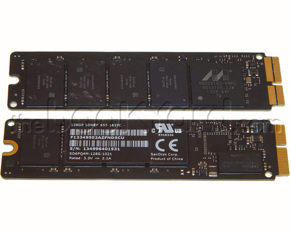 "Apple Original SSD - 256GB MBA 11"" (SD) (15)"