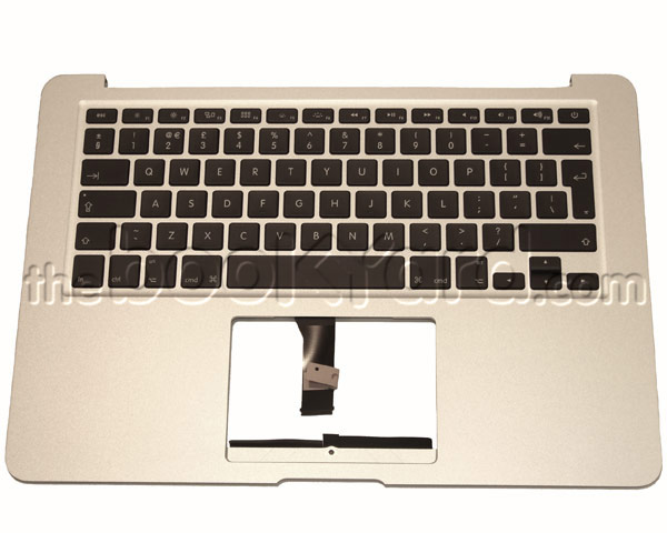 "MacBook Air 13"" Top Case with DE Keyboard (11)"