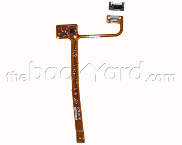 MacBook Air Sleep Light and IR Connector/Flex Cable (2008)