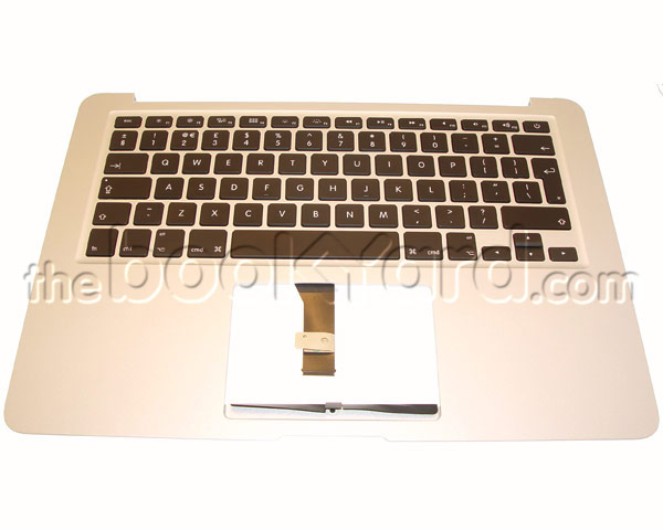 "MacBook Air 13"" Top Case & Keyboard, DE (2013-2017)"