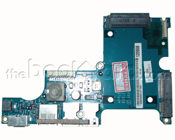 "MacBook Pro 15"" IO Board, DC-in/Audio (Core Duo)"