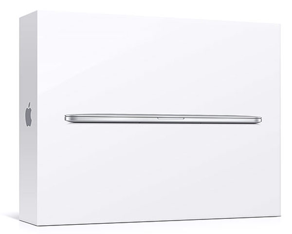 "Retina MacBook Pro 15"" Box (12-15)"