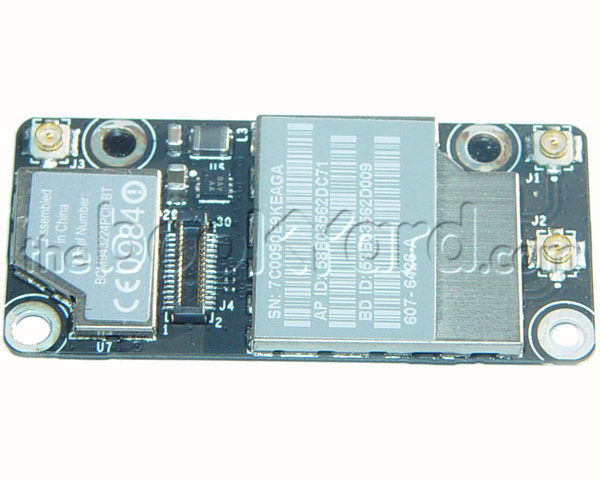 "Unibody MacBook Pro 15""/17"" Airport/Bluetooth Board (10)"