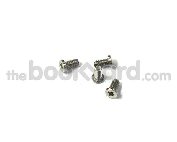 Unibody MacBook Battery Bay Screw Set x 4