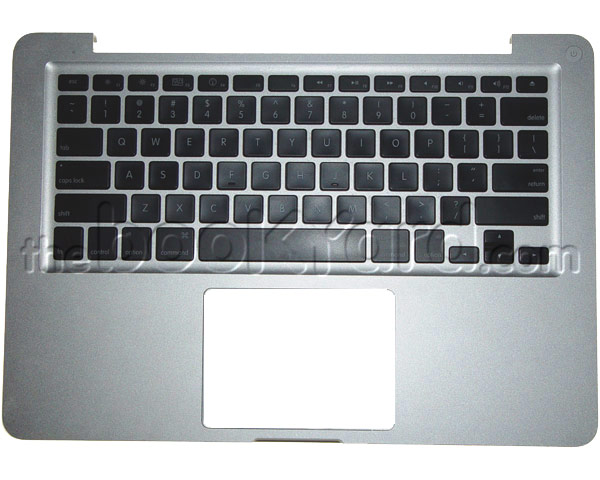 Unibody Macbook Top Case and backlit US keyboard (2.0GHz)
