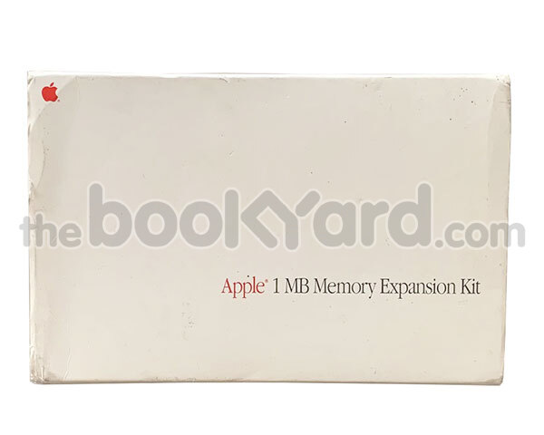 Apple 1MB Memory Expansion Kit for Macintosh Plus, SE & II