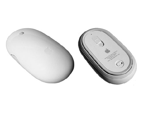 Apple Mighty Mouse, Bluetooth