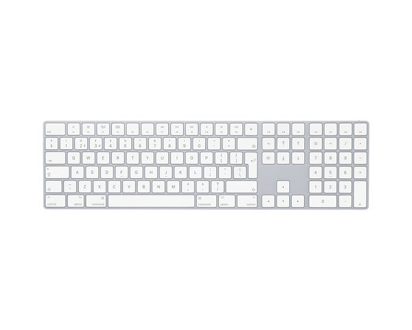Apple Magic Bluetooth Keyboard - UK Extended - Silver
