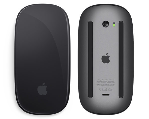 Apple Magic Mouse II, Bluetooth - Space Grey