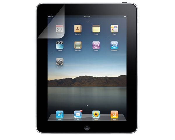 NewerTech iPad NuVue Screen Protector - Clear