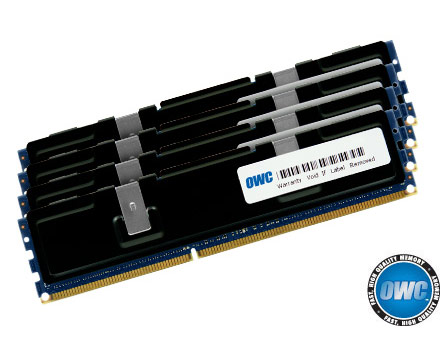 OWC 32G memory kit for Mac Pro 'Nehalem' & 'Westmere' models