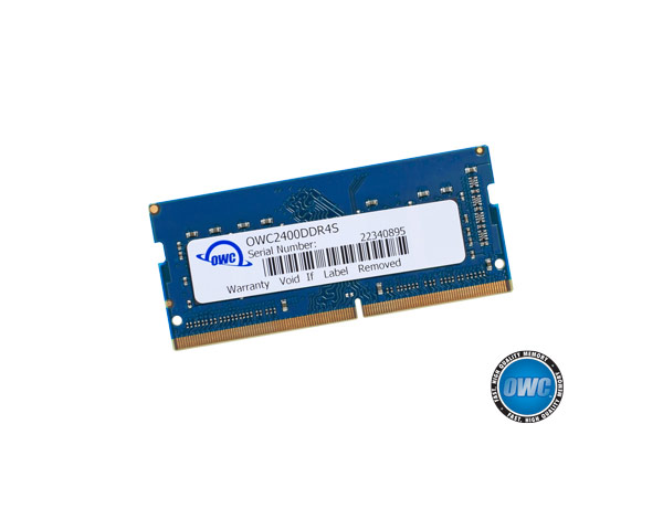 OWC PC4-19200 2400MHz 16GB 260pin DDR4 SODIMM