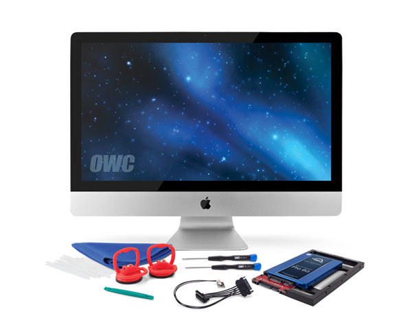OWC DIY 480GB 6G SSD Kit for All 2011 iMacs