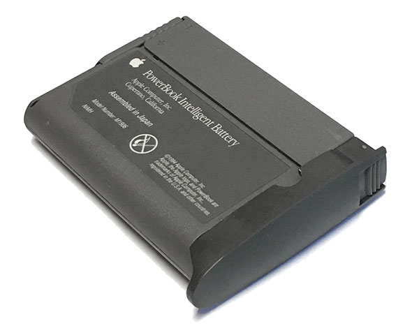 PowerBook 500 series Battery (non-functional)