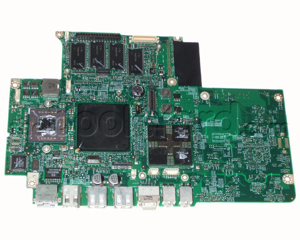 "Powerbook G4 Aluminium 12"" logic board (1GHz)"
