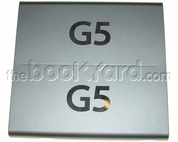 PowerMac G5 Processor Face Plate