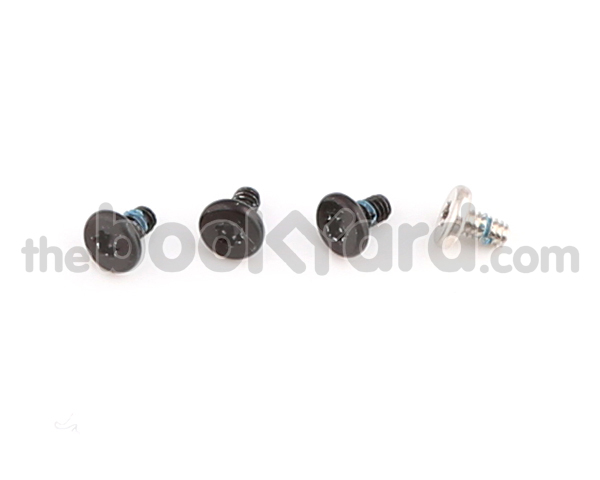 "MacBook Pro 15"" Screw Set - Fan (x4) (16/17/18)"