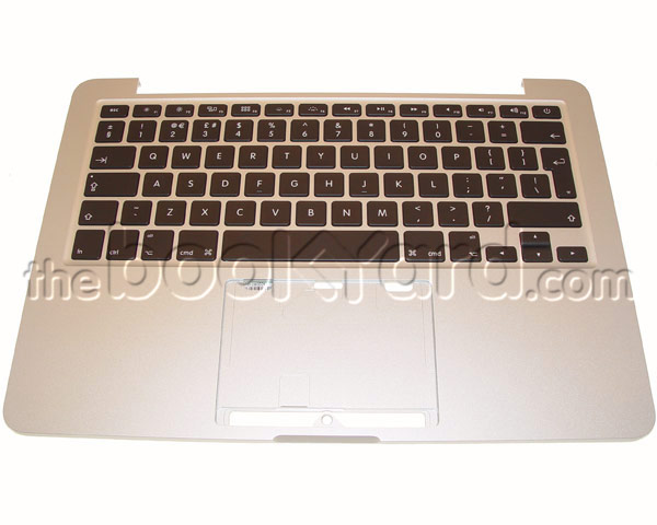 "MacBook Pro 13"" Top case & Keyboard UK (L13/14)"