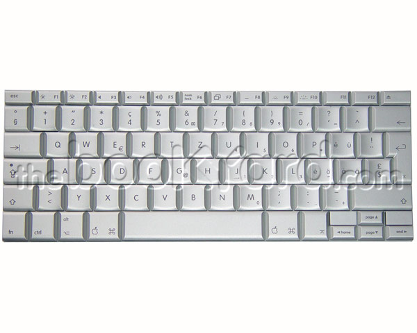 "MacBook Pro 15"" Keyboard Swiss (08)"