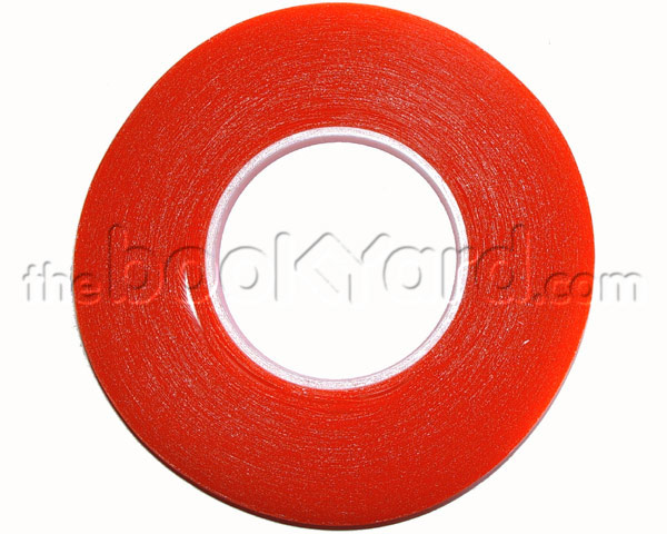 Double Sided Tape, Very High Strength, Clear  (19mm x50m)