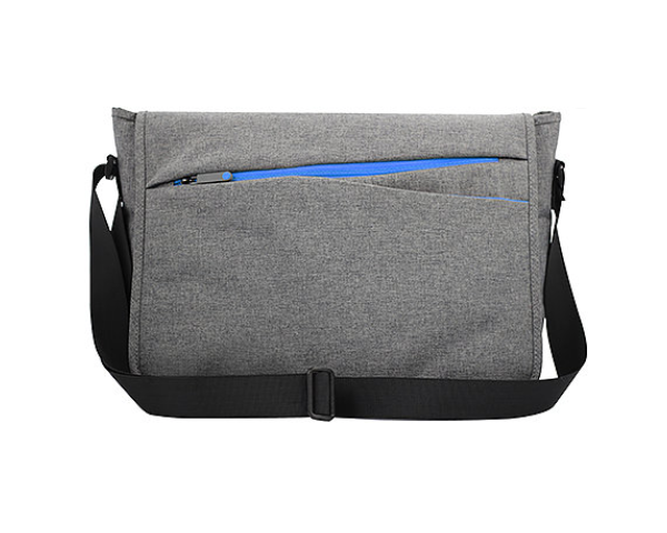 "TD Rugged Messenger 13"" Laptop Bag - Grey"