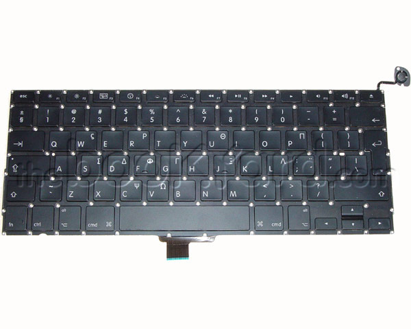 "Unibody MacBook/MacBook Pro 13"" Keyboard, French 08-12 (v1)"