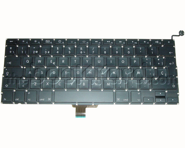 "Unibody MacBook/MacBook Pro 13"" Keyboard, Italian 08-12 (v1)"