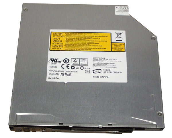 Sony NEC Optiarc AD-7640A superdrive
