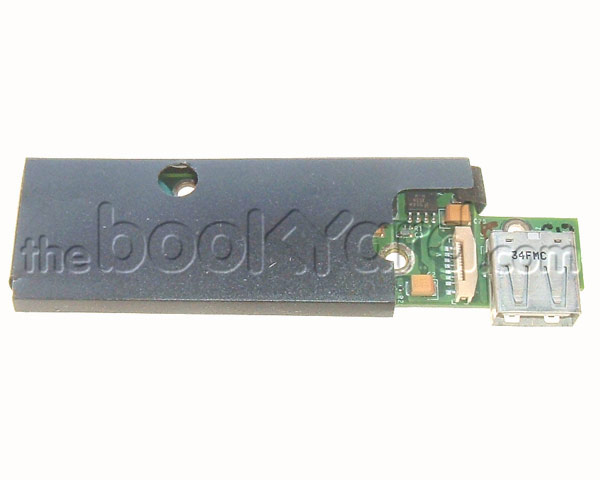 "PowerBook G4 Aluminium 17"" PMU battery/USB board (1.0GHz)"