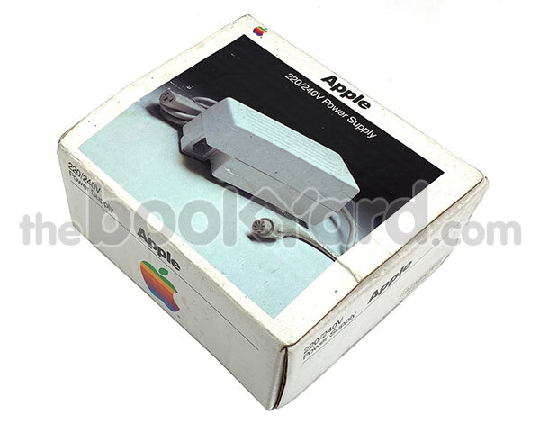 Apple IIc Power Supply, 220/240v, 18W, Boxed