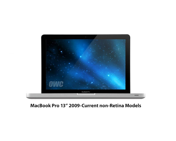 "Newertech Unibody Macbook Pro 13"" Battery, 65Wh (09/10/11/12)"