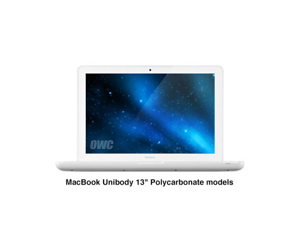 "Newertech White Unibody Macbook 13"" Battery, 65Wh (09/10)"