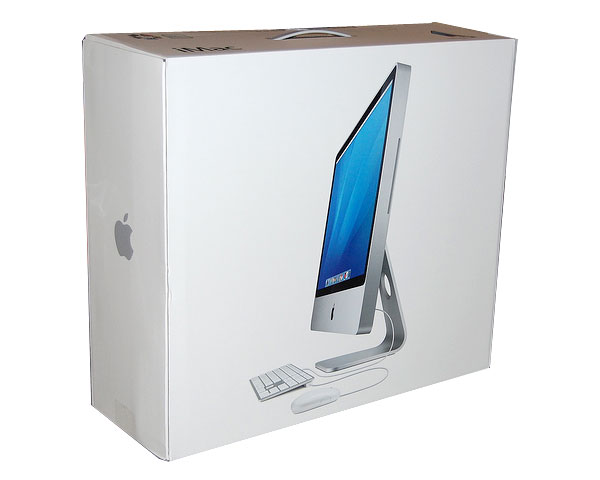 "iMac Intel 20"", Aluminium, Box"