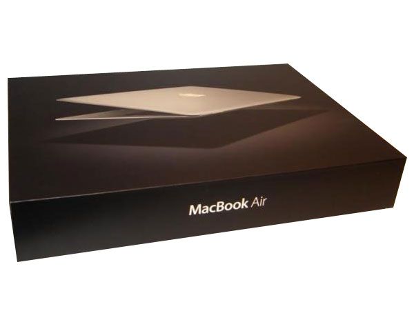 "MacBook Air 13"" Box V1 (08/09)"