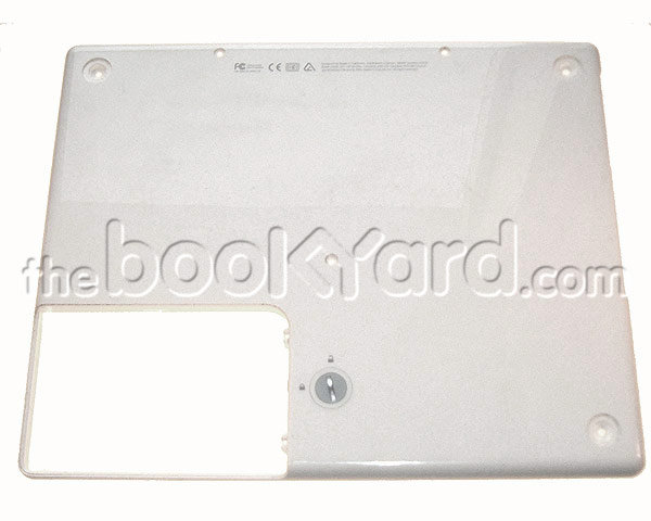 "iBook G3 12"" bottom case (non-opaque)"