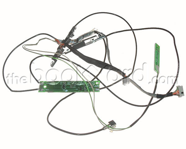 "iBook G3 14"" inverter cable, reed switch & antenae"