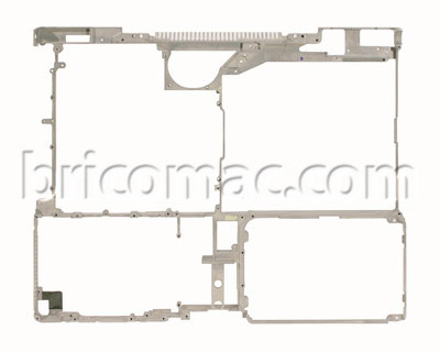 "iBook G4 12"" internal chassis/frame (1.33GHz)"