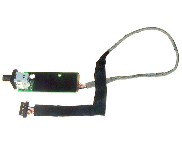 "iBook G4 12"" DC-in board & cable"