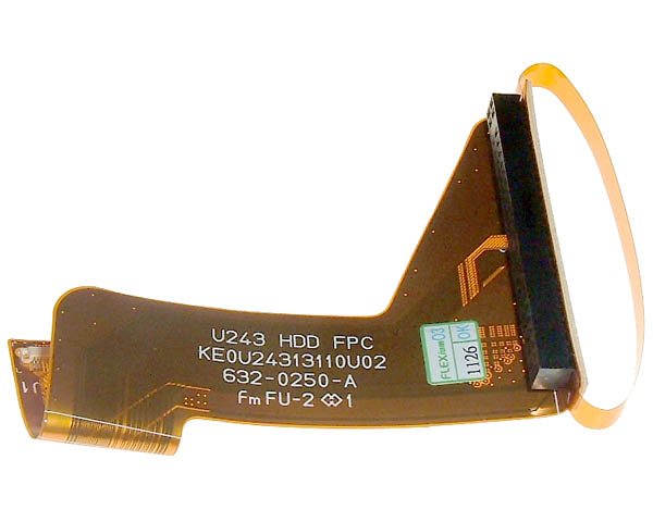 "iBook G4 12"" hard drive flex cable"