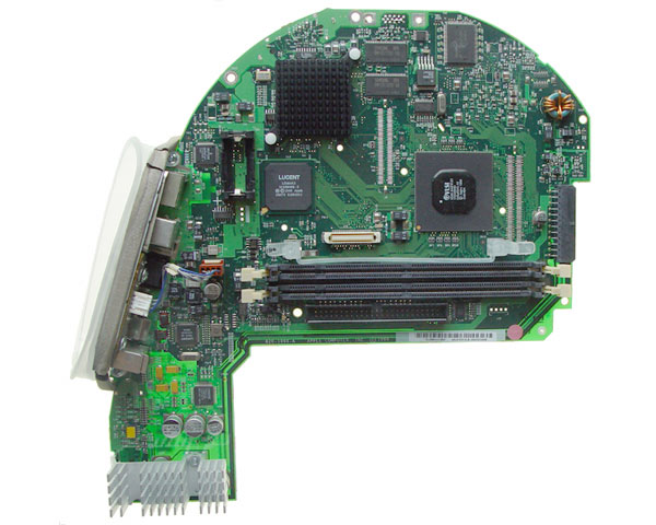 iMac G3 (Slot loading) logic board - 350MHz