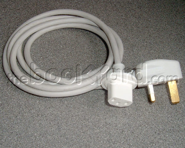 iMac White G5/Intel UK Mains Cable