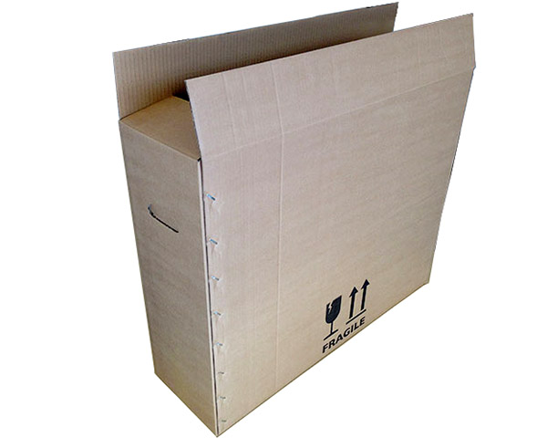 "iMac 24""/27\"" Heavy Duty Shipping Box + Polyethylene Inserts"