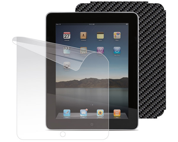 NewerTech iPad NuGuard Protection Kit - Carbon
